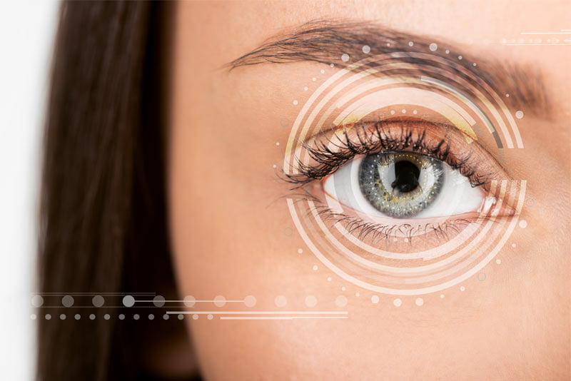 قزحية العين – كشف اسرار الجسم وحالته عن طريق قزحية العين