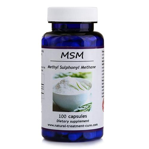 إم إس إم الكبريت العُضوي - Methyl Sulfonyl Methane - مشفى الحكمة