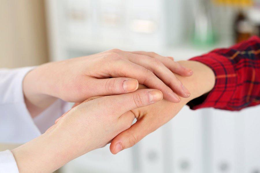 حالات شفيت من التصلب اللويحي المُتعدّد – رسالة شكر من مريضة فلسطينية