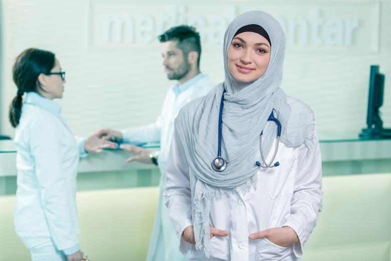حل لمرض التصلب اللويحي التقدمي – قصّة شفاء الطبيبة أ. من احدى دول الخليج