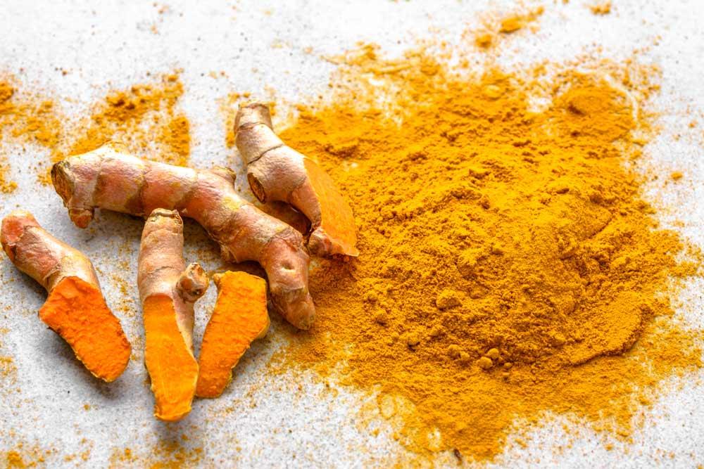 فوائد الكركم وخُلاصة جُذور الكركم – الكركمين Curcumin