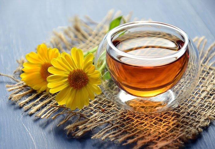 شاي الاعشاب