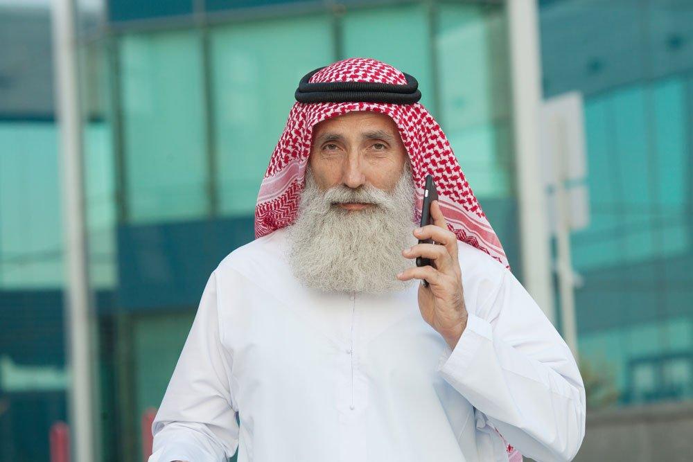 قصة علاج السيد عبدالله من الأردن من ارتفاع الكرياتينين في الدم