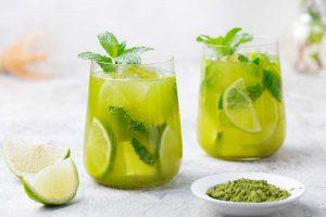 والشاي الأخضر لمرضى السرطان