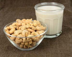 الفوائد الصحية لحليب الكاجو