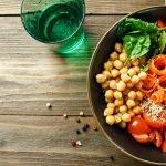 إعداد فطور صحي من حبوب الحمص المفيدة