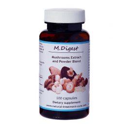 mushroom powder for digestion