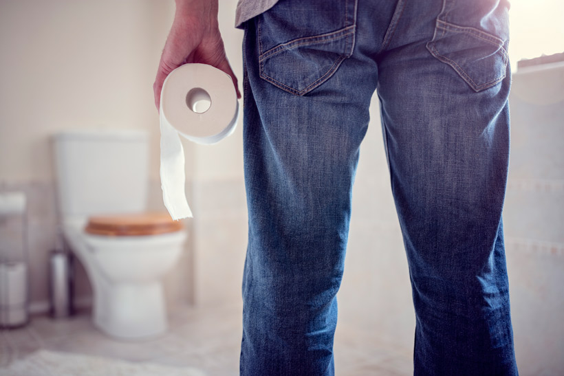 Causes for Hemorrhoids and Anal Fissure and Possible Symptoms