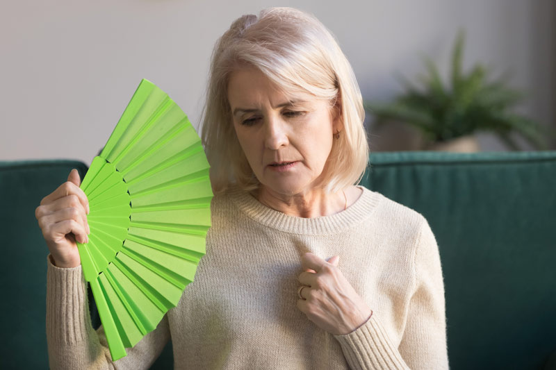 Causes for Menopause and Possible Symptoms