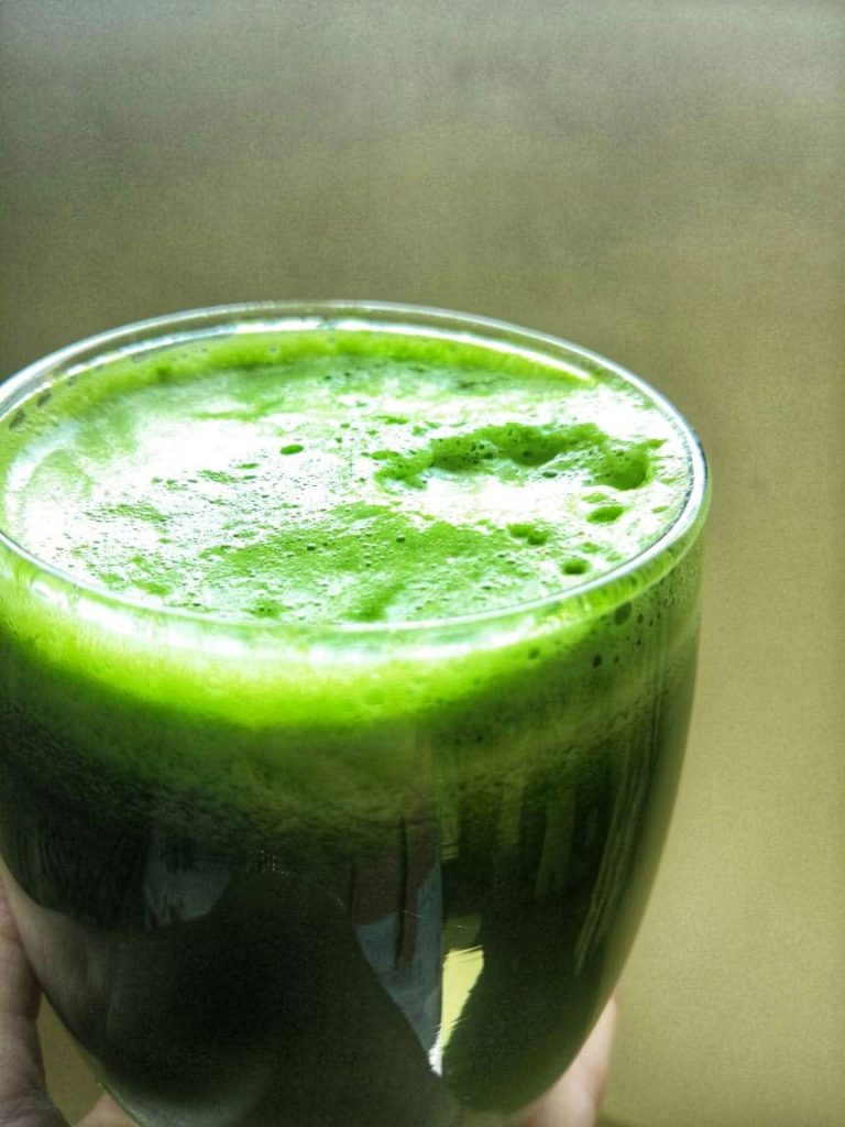 Green Juice is a Great Nutrition for Every Cancer Patients