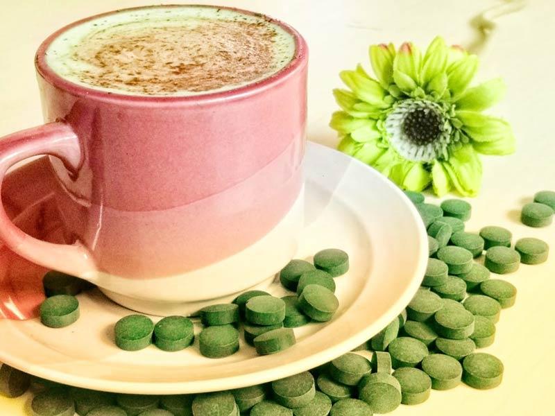 Hot Spirulina Drink for Cancer Patients