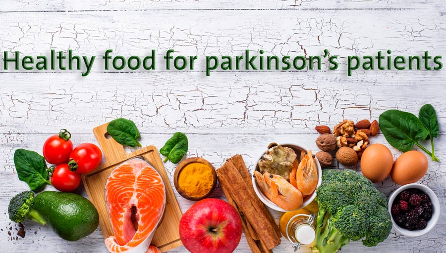 5 Healthy foods for Parkinson's Patients