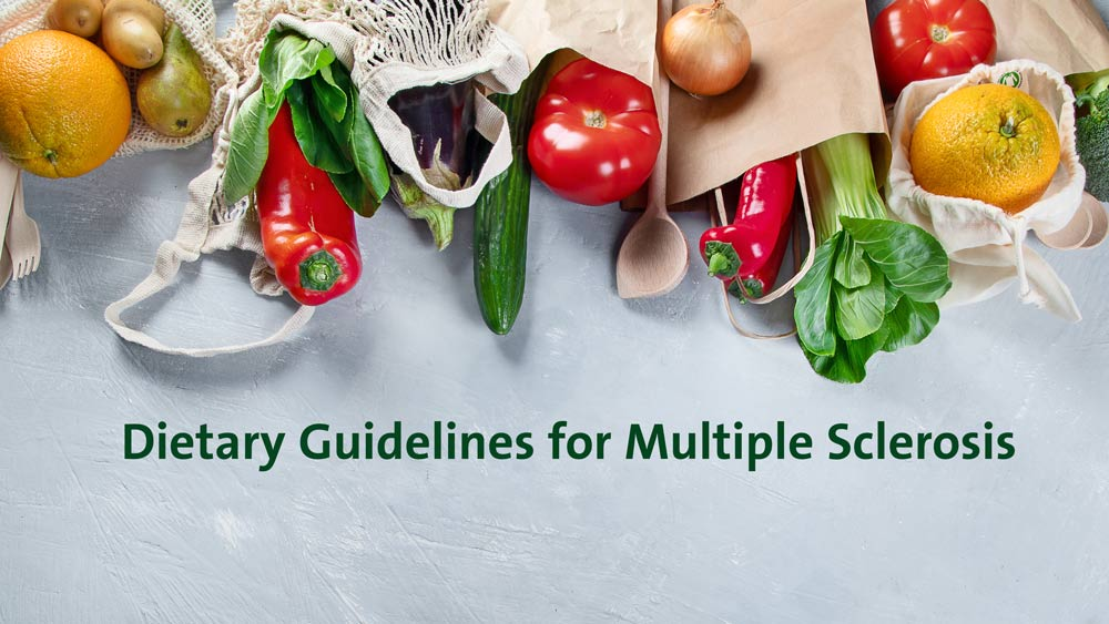 Dietary Guidelines for Multiple Sclerosis