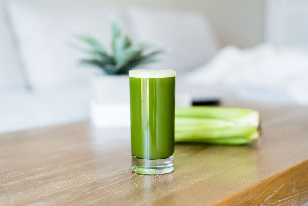 Celery Juice for Ulcerative Colitis and Soothing the Intestines