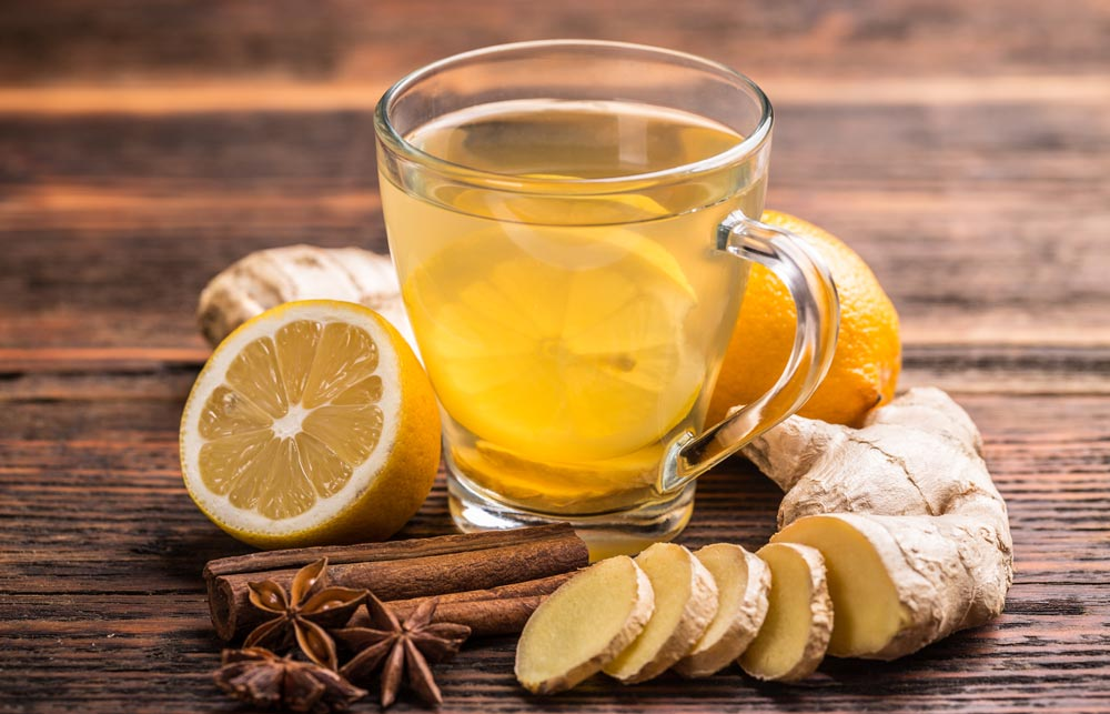 Ginger and Cinnamon for Shaking Palsy