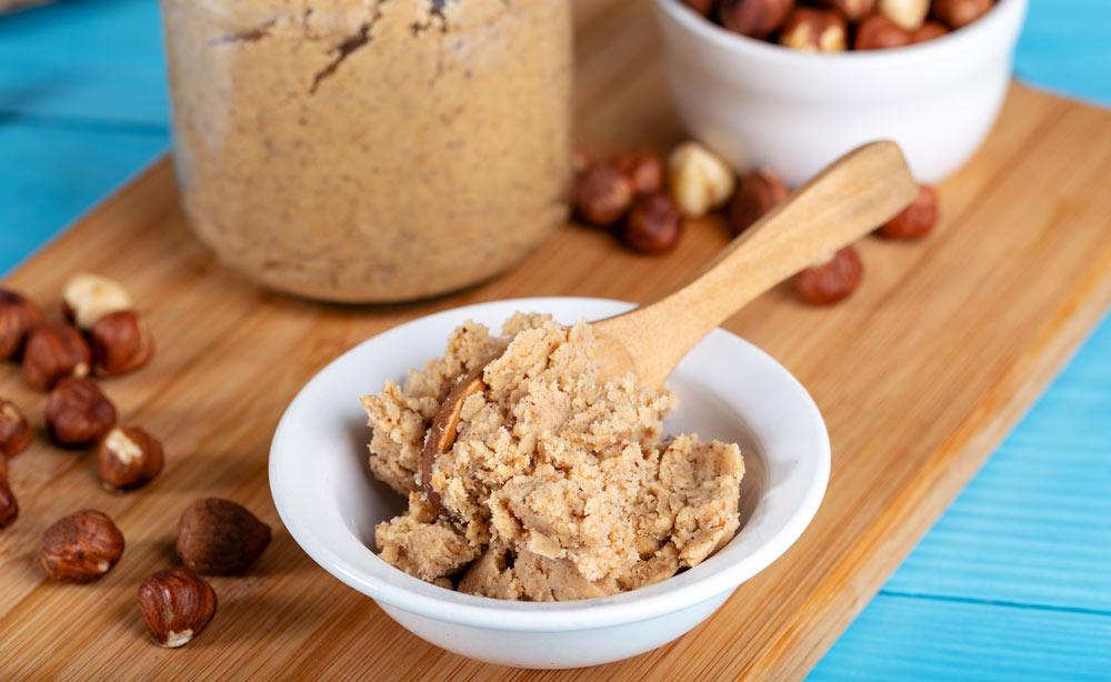 Healthy Hazelnut Butter for Parkinson's Disease