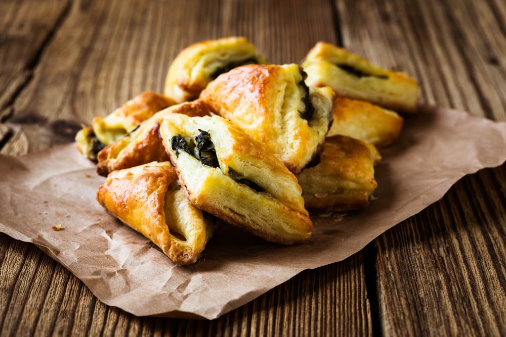 Purslane Pastries to Fight Herpes